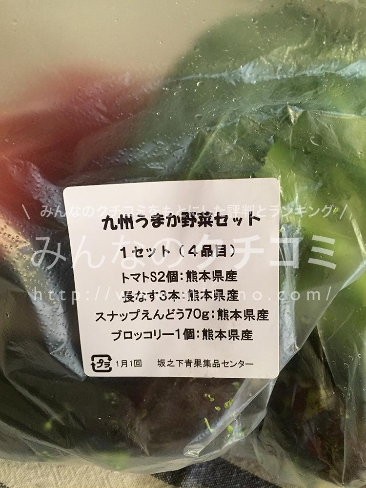 九州うまか野菜セット
